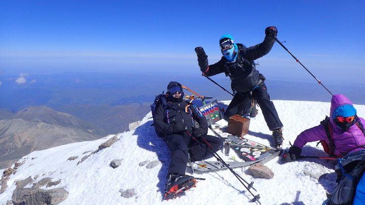 Elbrus 2019. – skijama na krov Europe