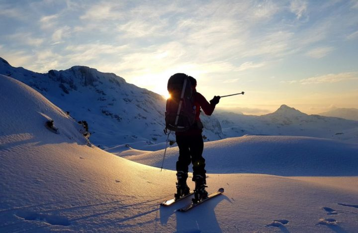 Prvo mjesto u natjecanju najbolje planinarske fotografije