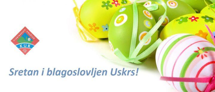 Sretan Uskrs