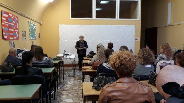 Opća planinarska škola 2020. – drugo predavanje