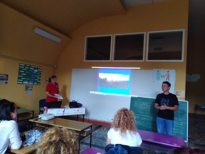 Opća planinarska škola – deveto predavanje