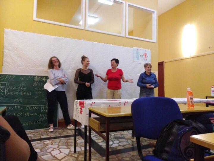 Opća planinarska škola – deseto predavanje